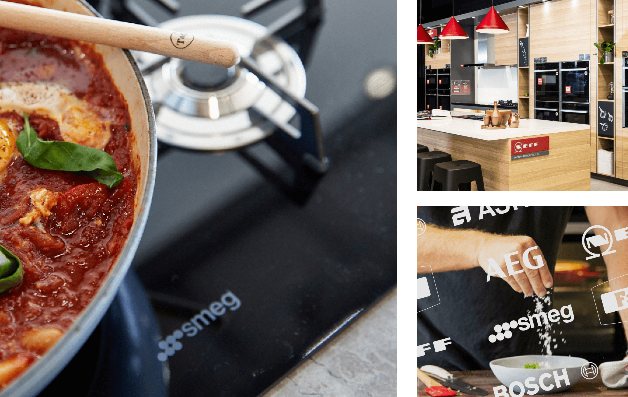 Live Cooking Demonstrations With The World's Best Brands | Hart & Co.